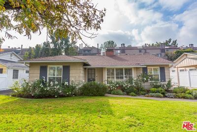 Sherman Oaks Single Family Home For Sale: 13400 Valleyheart Drive
