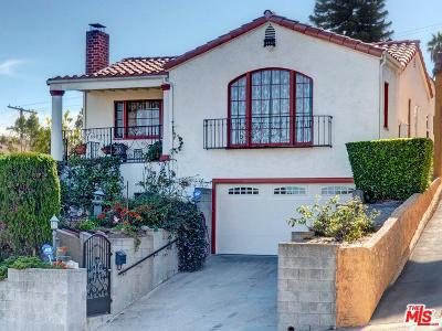 Los Angeles Single Family Home For Sale: 4132 West 62nd Street