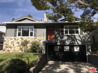 Glendale Rental For Rent: 1813 Oakwood Avenue