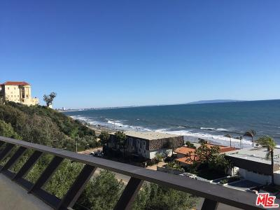 Malibu Condo/Townhouse For Sale: 18055 Coastline Drive #1