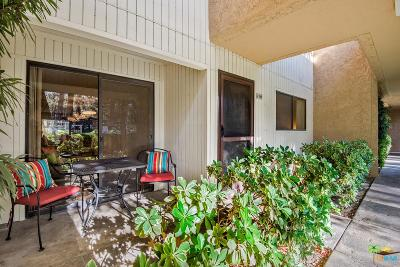 Palm Springs Condo/Townhouse For Sale: 675 North Los Felices Circle #115