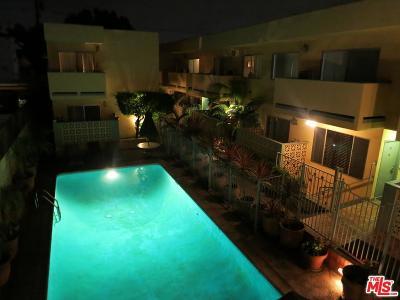 West Hollywood Rental For Rent: 1246 North Hayworth Avenue #109