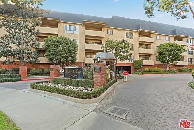 Condo/Townhouse For Sale: 647 Wilcox Avenue #2H