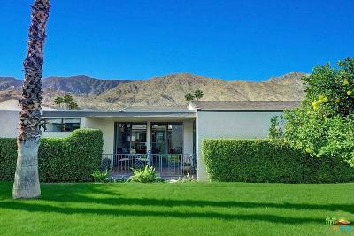 Palm Springs Condo/Townhouse For Sale: 2110 South Via Mazatlan