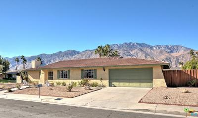 Palm Springs Single Family Home For Sale: 909 North Camino Condor