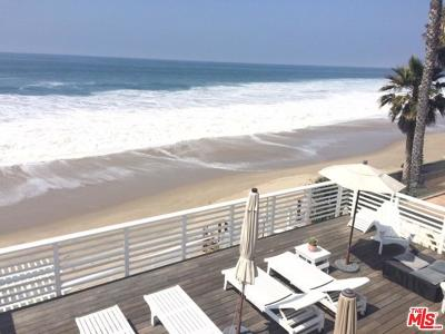 Malibu Rental For Rent: 20920 Pacific Coast Highway
