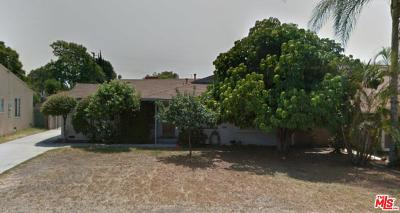 Downey Single Family Home For Sale: 10744 Woodruff Avenue