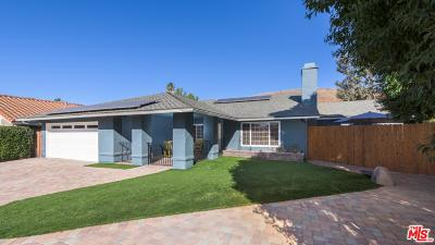 Thousand Oaks Single Family Home For Sale: 1731 Feather Avenue