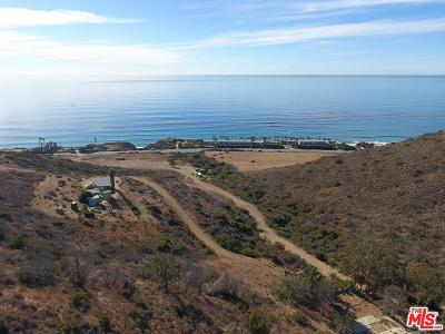 Malibu Single Family Home For Sale: 13001 Pacific Coast Highway
