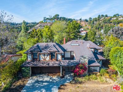 Beverly Hills Single Family Home For Sale: 9607 Wendover Drive