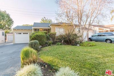Burbank Single Family Home For Sale: 1437 North Maple Street