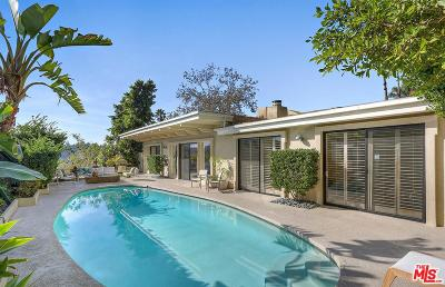 Beverly Hills Single Family Home For Sale: 1740 Clear View Drive