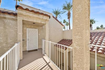 Palm Springs Condo/Townhouse For Sale: 2700 Golf Club Drive #A 6