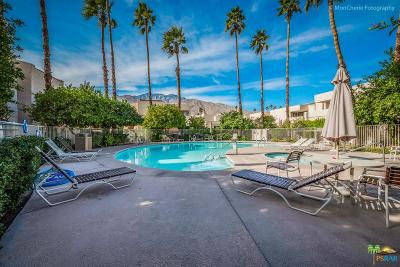 Palm Springs Condo/Townhouse For Sale: 2090 Normandy Court