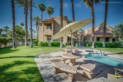 Palm Springs Condo/Townhouse For Sale: 2700 Golf Club Drive #H 119