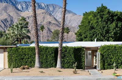 Palm Springs Single Family Home For Sale: 1485 North Avenida Caballeros