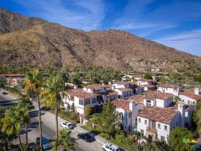 Palm Springs Condo/Townhouse For Sale: 360 West Baristo Road
