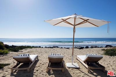 Malibu Single Family Home For Sale: 31310 Broad Beach Road