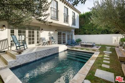 West Hollywood Rental For Rent: 342 Westbourne Drive