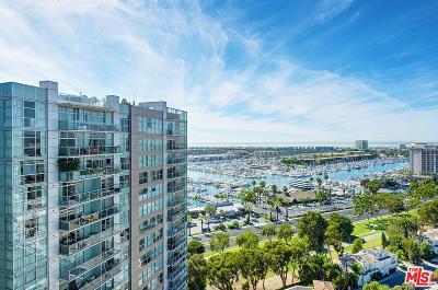 Condo/Townhouse For Sale: 13700 Marina Pointe Drive #1812