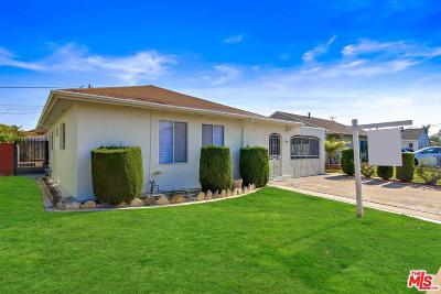 Compton Single Family Home For Sale: 1302 South Evarg Avenue