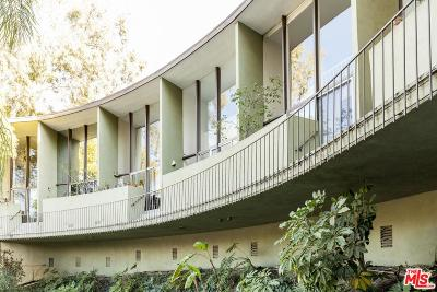 Sunset Strip - Hollywood Hills West (C03) Condo/Townhouse For Sale: 3625 Fredonia Drive #4