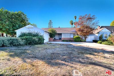 Encino Single Family Home For Sale: 4949 Libbit Avenue