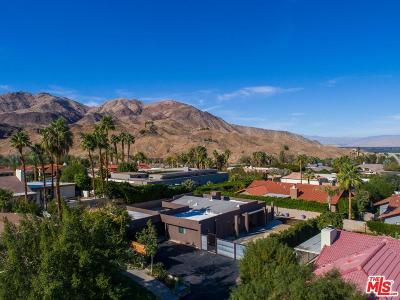 Palm Desert Single Family Home For Sale: 72640 Desert View Drive