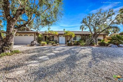 Palm Springs Single Family Home For Sale: 1284 South Farrell Drive