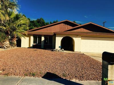Cathedral City Single Family Home For Sale: 32810 Cielo Vista Road