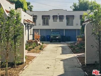 West Hollywood Rental For Rent: 8736 Rangely Avenue #8744