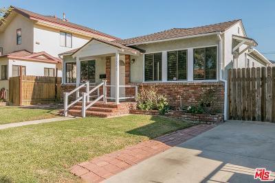 Culver City Single Family Home For Sale: 3616 Schaefer Street