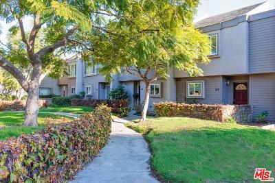 Santa Monica Condo/Townhouse For Sale: 47 Village