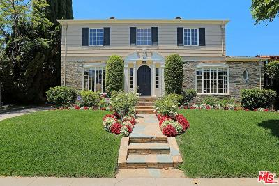 Beverly Hills Rental For Rent: 341 South Camden Drive