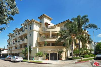 Toluca Lake Condo/Townhouse For Sale: 4400 Cartwright Avenue #202
