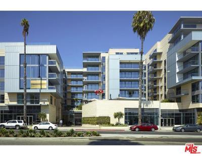 Santa Monica Condo/Townhouse For Sale: 1755 Ocean #403