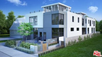 Culver City Single Family Home For Sale: 4180 Duquesne Avenue