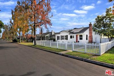 Sherman Oaks Single Family Home For Sale: 14006 La Maida Street