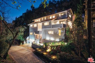 Sherman Oaks Single Family Home For Sale: 3940 Pacheco Drive
