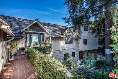 Sherman Oaks Rental For Rent: 13429 Contour Drive