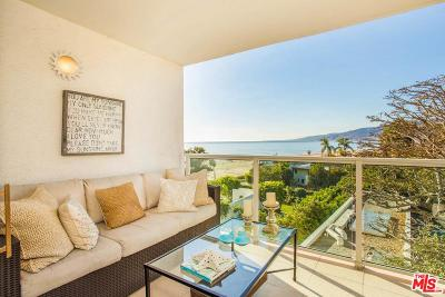 Santa Monica Condo/Townhouse For Sale: 101 Ocean Avenue #E402