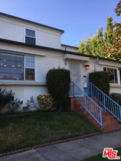Beverly Hills Rental For Rent: 453 South Doheny Drive