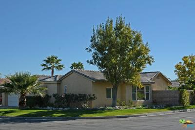 Palm Springs Single Family Home For Sale: 603 East Lily Street