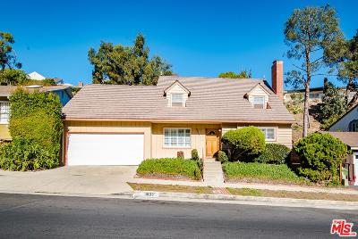 Single Family Home Sold: 4033 Don Felipe Drive