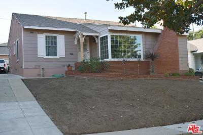 Single Family Home For Sale: 7247 McCool Avenue