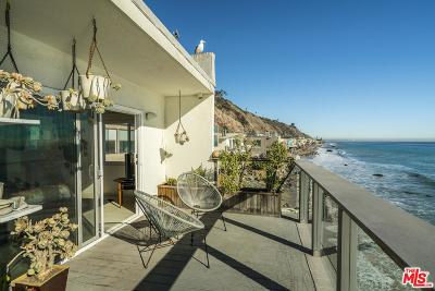 Malibu Condo/Townhouse For Sale: 20638 Pacific Coast Highway #8