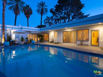 Rancho Mirage Single Family Home For Sale: 37075 Palm View Road