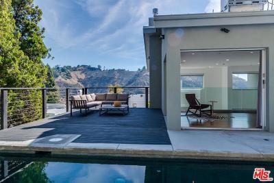 Sunset Strip - Hollywood Hills West (C03) Single Family Home For Sale: 2377 Jupiter Drive