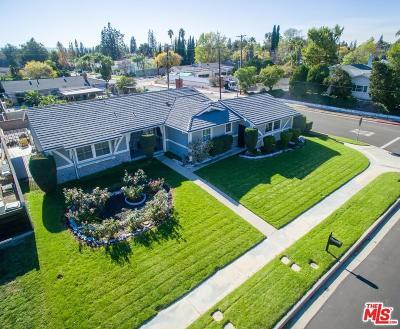 Northridge Single Family Home For Sale: 17136 Septo Street