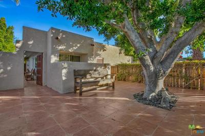Palm Springs Single Family Home For Sale: 536 South Calle Palo Fierro